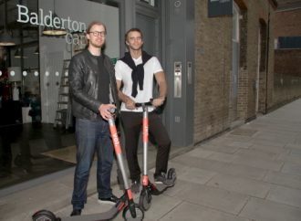 VOI Technology, the e-scooter startup from Sweden, raises $50M led by Balderton Capital
