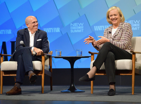Still a year away from launch, Meg Whitman and Jeffrey Katzenberg's Quibi keeps adding talent