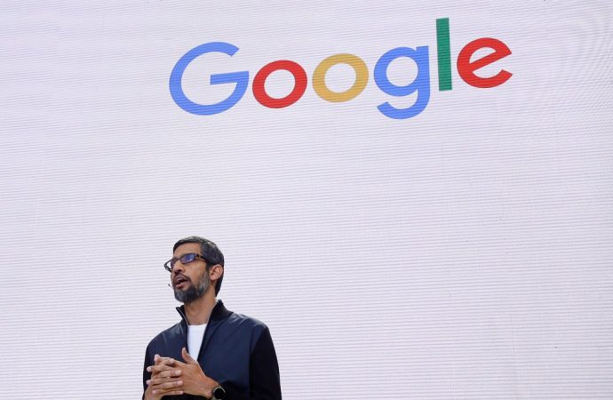 'Shadow workforce' at Google calls for better pay, benefits