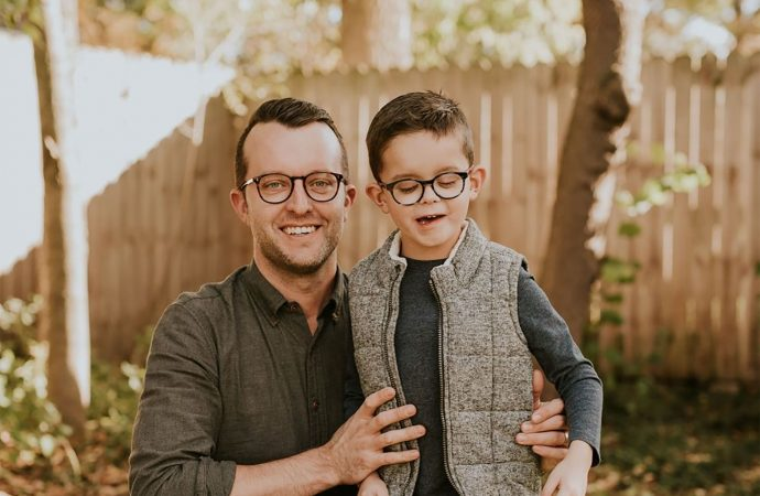 When Our Son Was Born Nearly Blind We Started an Eyeglass Business for Children