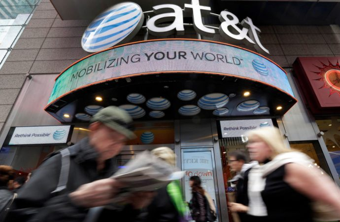 AT&T says it'll stop selling location data amid calls for a federal investigation
