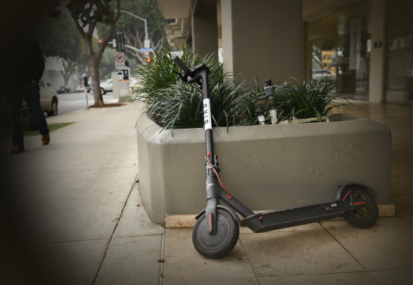 Scooter startup Bird tried to silence a journalist. It did not go well.