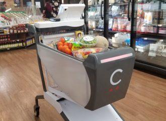 Meet Caper, the AI self-checkout shopping cart