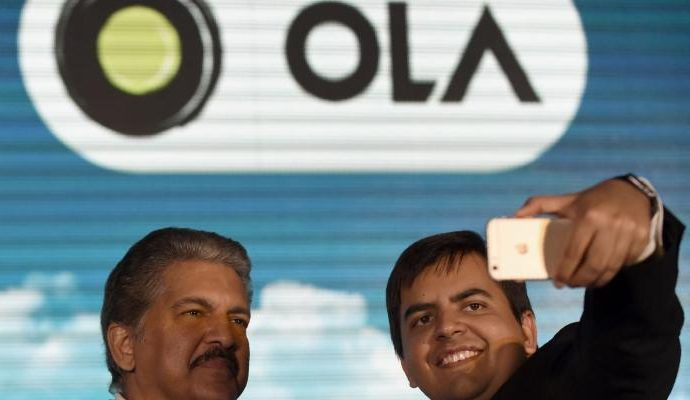 Uber's India rival Ola nears $6 billion valuation ahead of huge funding round