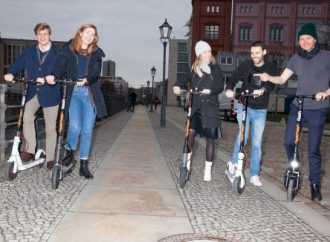 Flash, the stealthy e-scooter and 'micro-mobility' startup from Delivery Hero founder, raises €55M Series A