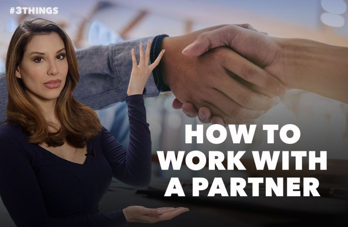 3 Things to Know About Going Into Business With a Partner (60-Second Video)