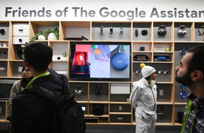 Who's listening to Google Assistant? You might be surprised