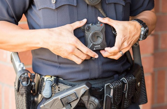 Facial recognition ban on California police body cams headed to Newsom