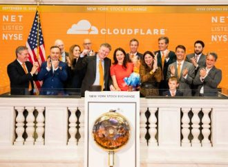Cloudflare co-founder Michelle Zatlyn on the company's IPO today, its unique dual class structure, and what's next