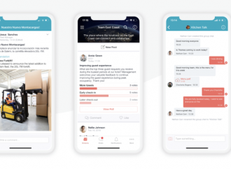 Beekeeper raises $45M Series B to become the 'Slack for non-desk employees'