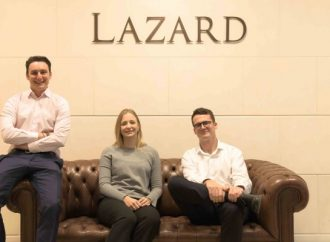 Investment bank Lazard has quietly recruited a 'Venture and Growth' team to focus on European scale-ups