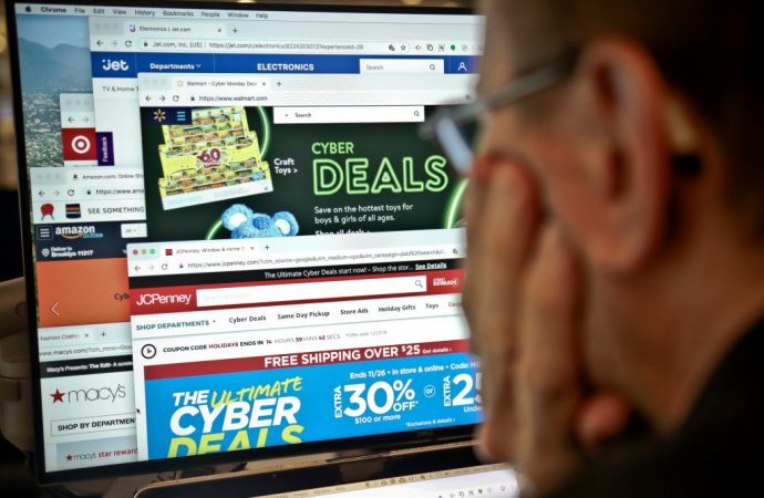 Cyber Monday: More deals for those not yet done shopping