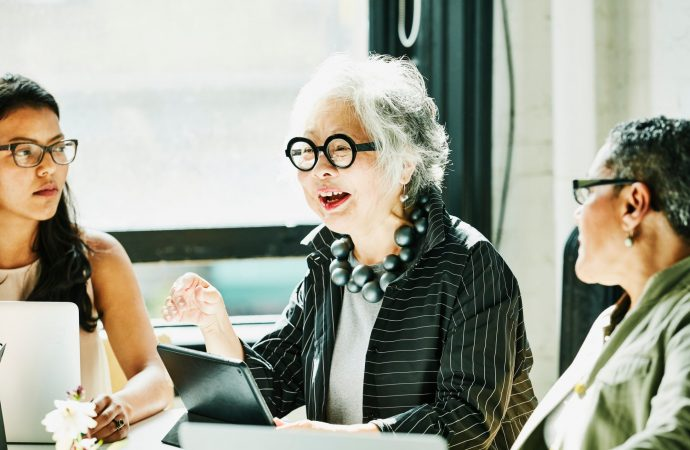 Older Workers Must Be Proactive About Their Future