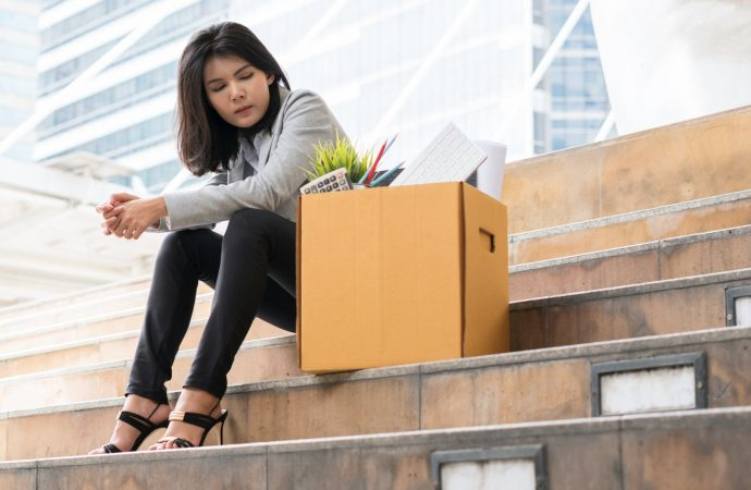 Tired of Being Kicked to the Curb? Maybe It's Time To Be Your Own Boss.