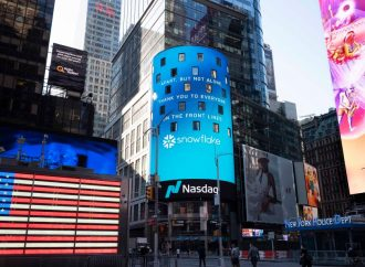 Snowflake IPO: Stock price more than doubles on first day of trading