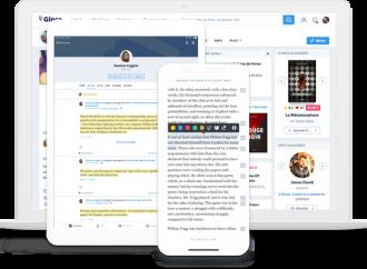 Medium acquires social book reading app Glose