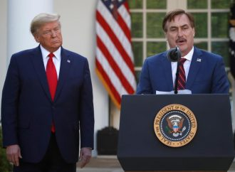 Retail stores drop MyPillow after CEO Mike Lindell pushes election conspiracies