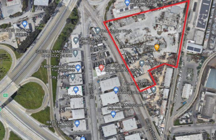 Real estate: North San Jose industrial site lures big developer