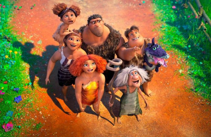 'The Croods 2' leads depleted U.S. box office