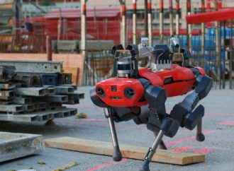 ANYbotics, Swiss company behind quadrupedal ANYmal robot, announces $20M A round