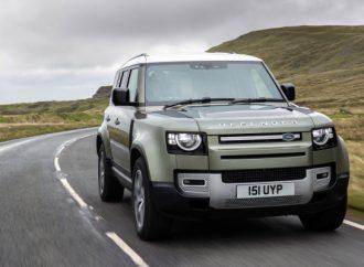 Jaguar Land Rover to develop a Defender-like hydrogen fuel cell EV