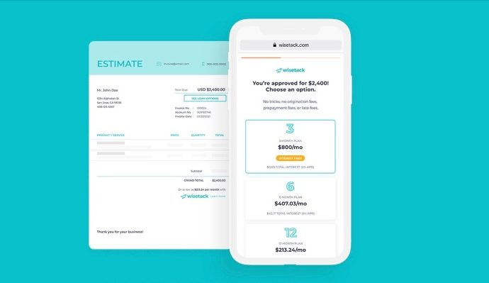 Wisetack closes on $45M to bring 'buy now, pay later' to in-person services
