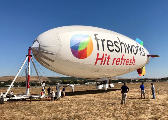 Freshworks aims for nearly $9 billion valuation in US IPO
